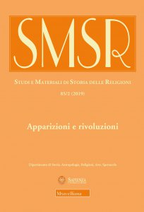 Copertina di 'SMSR. Studi e materiali di storia delle religioni 2019'