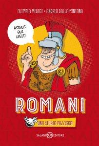 Copertina di 'Romani'