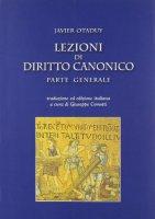 Lezioni di diritto canonico - Otaduy Javier