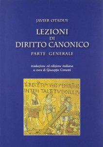 Copertina di 'Lezioni di diritto canonico'