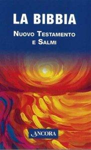 Copertina di 'La Bibbia. Nuovo Testamento e Salmi'