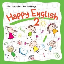 Copertina di 'Happy English 2. CD'
