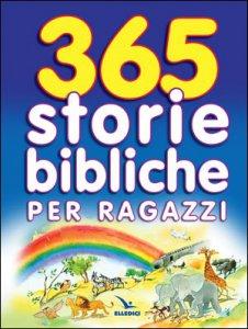 Copertina di '365 storie bibliche per ragazzi'