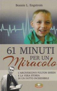 Copertina di '61 minuti per un miracolo'