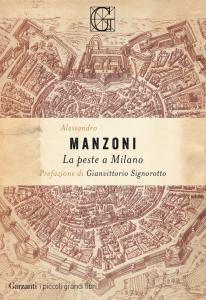 Copertina di 'La peste a Milano'