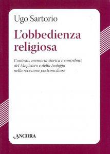 Copertina di 'L'obbedienza religiosa'