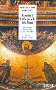 Copertina di 'La santità è il volto più bello della Chiesa'