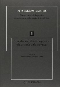 Copertina di 'Mysterium salutis [vol_1] / I fondamenti di una dogmatica della storia della salvezza (1)'
