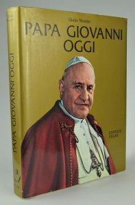 Copertina di 'Papa Giovanni oggi: 1981: primo centenario della nascita'