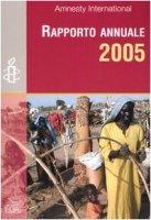 Rapporto annuale 2005 - Amnesty International