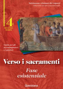Copertina di 'Verso i sacramenti: fase esistenziale'