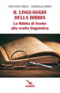 Copertina di 'Il linguaggio della Bibbia'