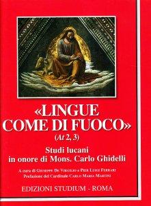 Copertina di '«Lingue, come di fuoco» (At 2,3)'