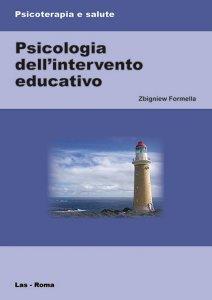 Copertina di 'Psicologia dell'intervento educativo'