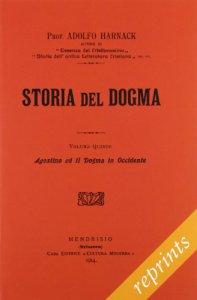 Copertina di 'Manuale di storia del dogma (rist. anast. 1914)'