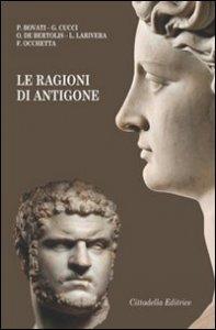 Copertina di 'Le ragioni di Antigone'