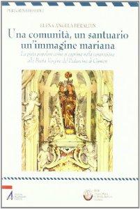 Copertina di 'Una comunità, un santuario, un'immagine mariana'