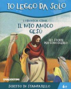 Copertina di 'Il mio amico Gesù'