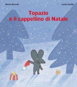 Copertina di 'Topazio e il cappellino di Natale'