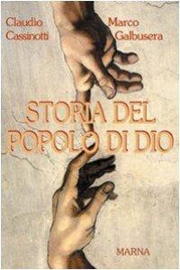 Copertina di 'Storia del popolo di Dio'