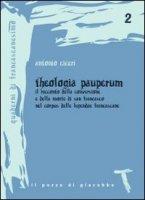 Theologia pauperum. Il racconto della conversione e della morte di san Francesco nel corpus delle leggende francescane - Ciceri Antonio