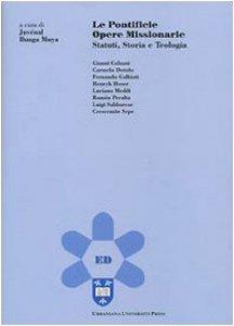 Copertina di 'Le Pontificie opere missionarie'