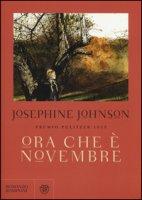 Ora che è novembre - Johnson Josephine W.
