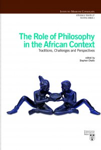 Copertina di 'The Role of Philosophy in the African Context'