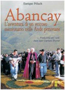 Copertina di 'Abancay'