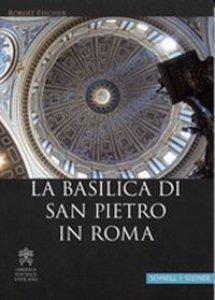 Copertina di 'La Basilica di San Pietro in Roma. Ediz. tedesca'