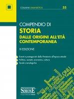Compendio di Storia - Redazioni Edizioni Simone