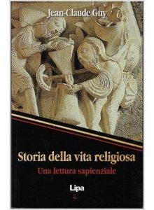 Copertina di 'Storia della vita religiosa'