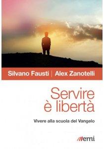 Copertina di 'Servire è libertà'