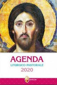 Calendario Pastorale 2020.Agenda Liturgico Pastorale 2020 Libro Shalom Luglio 2019