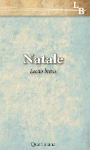Copertina di 'Natale - Lectio brevis'