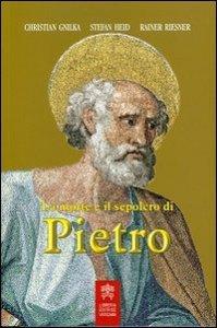 Copertina di 'La morte e il sepolcro di Pietro'