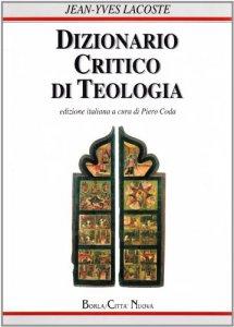 Copertina di 'Dizionario critico di teologia'