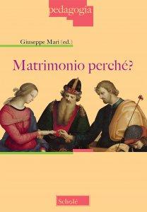 Copertina di 'Matrimonio perché?'