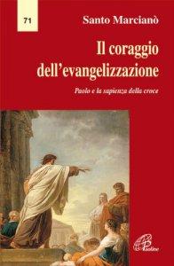 Copertina di 'Il coraggio dell'evangelizzazione'