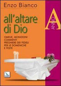 Copertina di 'All'altare di Dio'