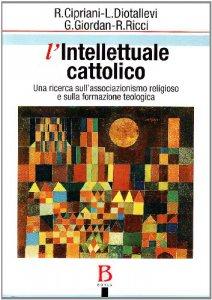 Copertina di 'L'intellettuale cattolico'