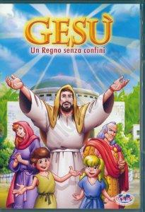 Copertina di 'Gesù. Un regno senza confini'