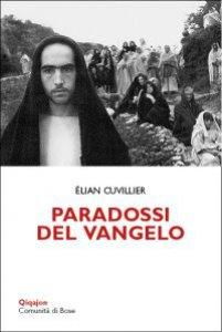 Copertina di 'Paradossi del Vangelo'