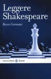 Copertina di 'Leggere Shakespeare'