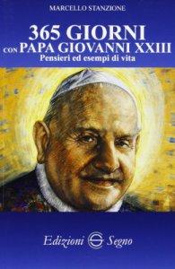 Copertina di '365 giorni con papa Giovanni XXIII'
