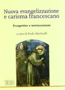 Copertina di 'Nuova evangelizzazione e carisma francescano'