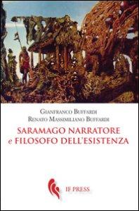 Copertina di 'Saramago narratore e filosofo dell'esistenza'