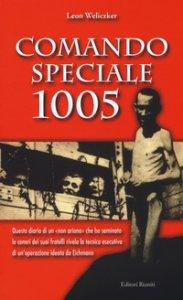 Copertina di 'Comando speciale 1005'