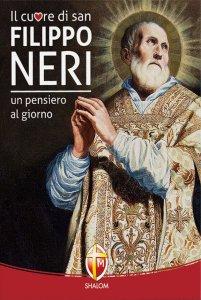Copertina di 'Il cuore di San Filippo Neri'