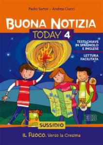 Copertina di 'Buona notizia. Today. Sussidio volume 4'